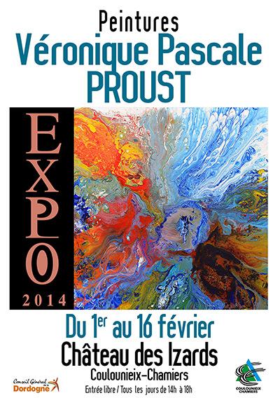 Oeuvre de Véronique Pascale Proust