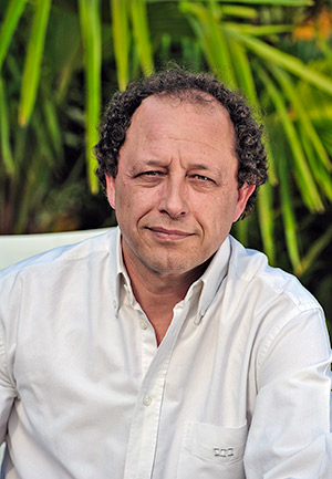 Le Trélissacois Philippe François, président national d'Ecorismo