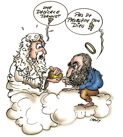 Dessin Pascal Labory