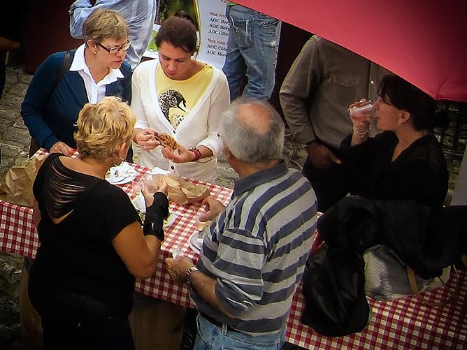 La Fête de la gastronomie à Périgueux