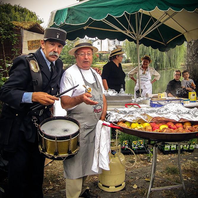 La Fête de la gastronomie à Périgueux - par Alain Bernard