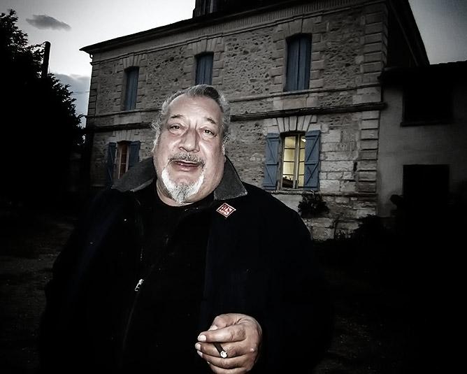 Jean-Claude Dreyfus à Lempzours, Dordogne