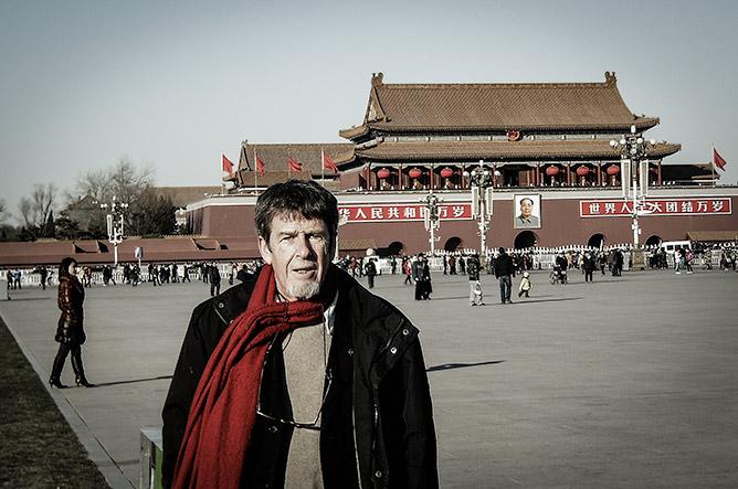 Michel Lionnet à Pékin