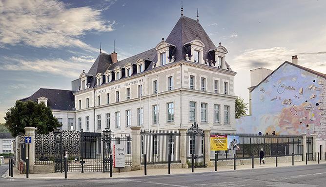 P rigueux portes ouvertes la nouvelle mairie de p rigueux - Office de tourisme de perigueux ...