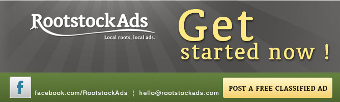 RootstockAds - classified advertising for expats in France