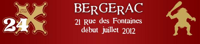 VINTA-QUATRE la marque aux couleurs du Périgord sera bientôt à Bergerac