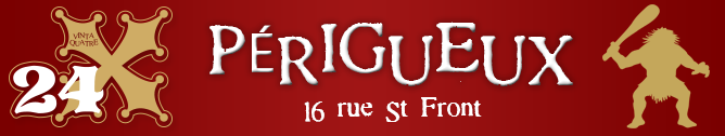 Faites-vous plaisir durant les fêtes avec VINTA-QUATRE la marque aux couleurs du Périgord