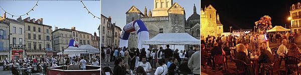14 juillet et Truffe de Périgueux 2008 - Les photos