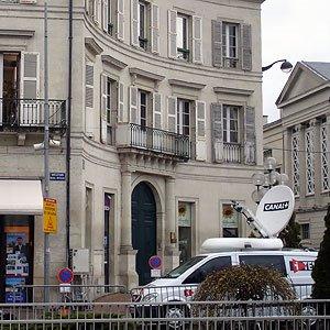 La permanence Darcos l'après-midi du deuxième tour des élections municipales 2008