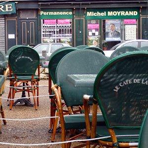 La permanence Moyrand le soir du deuxième tour des élections municipales 2008