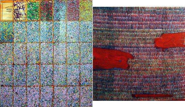 Benjamin Bondonneau - 3 peintures