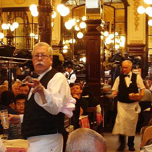Le Bouillon Chartier - serveurs