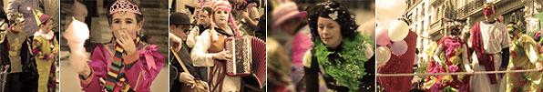 Le Carnaval de Périgueux - Les photos