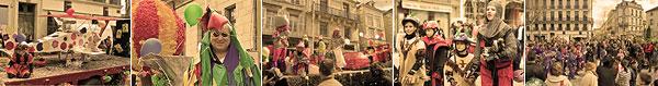 Le Carnaval de Périgueux - Les photos envoyées par Dominique