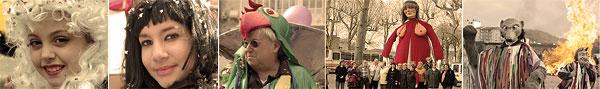 Le Carnaval de Périgueux - Les photos envoyées par Maurice Melliet