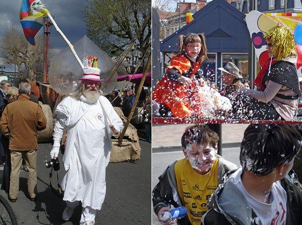 Carnaval de Périgueux 2008 - Les photos avec Maurice Melliet
