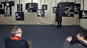 Daniel Faure exposition Grande Panique au Paradis Périgueux 2007