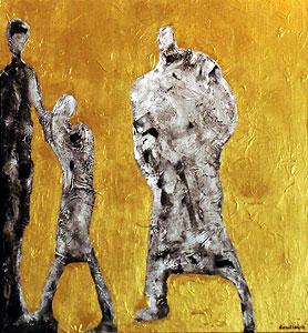 Daniel Faure Oeuvre 2007