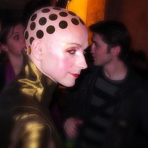 Diva, Périgueux lors de la Partie donnée par Canalmoins.net
