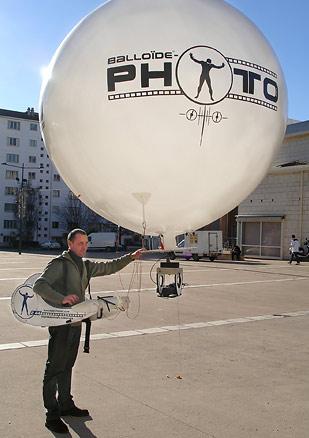 Dominique Louis - Photographies aériennes par ballon captif