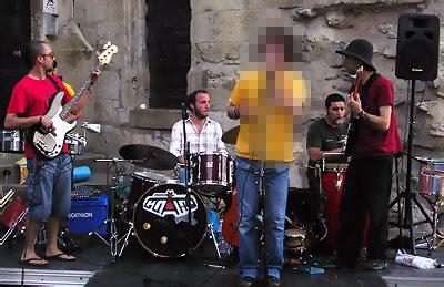 Guaka Rock Latino Dordogne