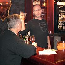 Guillaume Graffeille - Gérant bar Le Cercle Périgueux