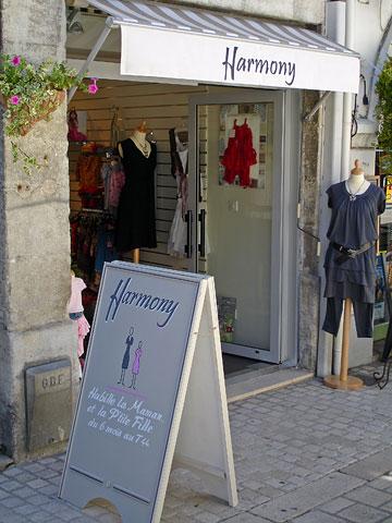 Harmony, la nouvelle boutique d'Isabelle Barbosa