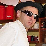 Jean-Jacques Solari - 2008 au café Errel à Périgueux
