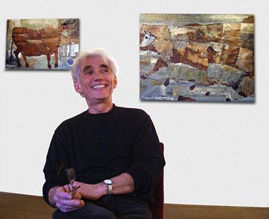Jean-Paul Lamothe à L'App'Art Périgueux