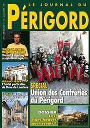 Le Journal du Périgord N°168 - janvier 2009