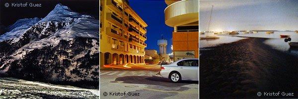 Nocturnes - 3 photos de Kristof Guez