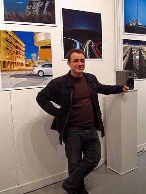 Kristof Guez - novembre 2008