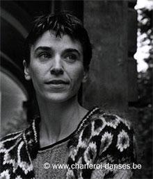 Karine Pontiès mime et danseuse belge