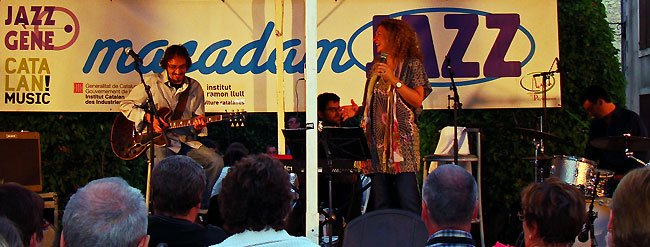 Jordi Matas - Macadam Jazz - place La Vertu