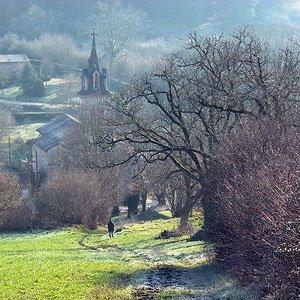 Église de Manzac-sur-Vern copyright Jean-Jacques Solari