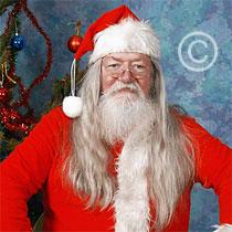 Maurice Melliet Emmaus Périgord père Noël 2007