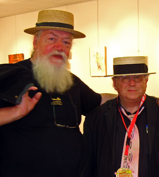 Maurice Melliet et Alain Bernard