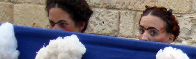 La compagnie Aie Sandunga au MIMOS de Périgueux - Les deux Fridas