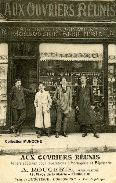La dernière carte postale ancienne postée par Bruno Nedellec