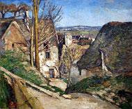 Cézanne, la maison du pendu