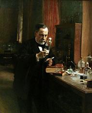 Edefelt, Louis Pasteur