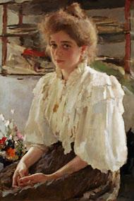 Serov, Madame Lwoff