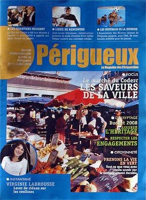 PÉRIGUEUX - Le Magazine des Périgourdins