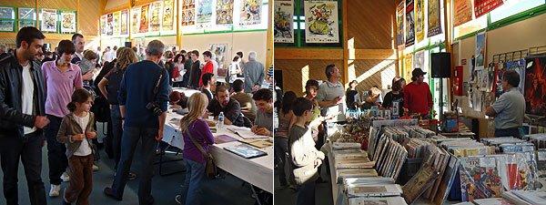 19ème Salon de la BD à Bassillac 2008