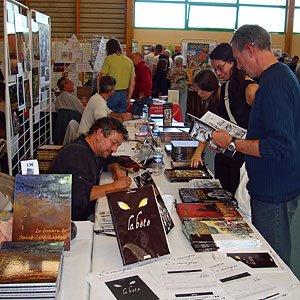 Salon de la BD à Bassillac près de Périgueux en 2008