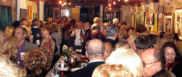 Club Soroptimist à l'Art Nôtre Octobre 2007
