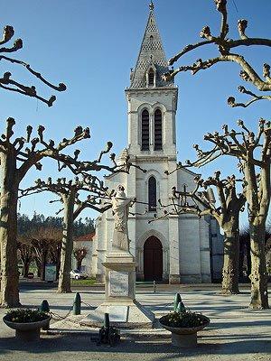 église de Trelissac en Dordogne