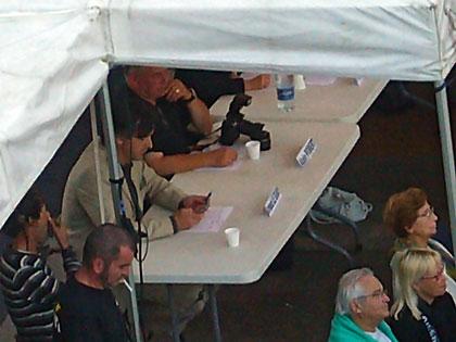 Un peu du jury de la Truffe de Périgueux