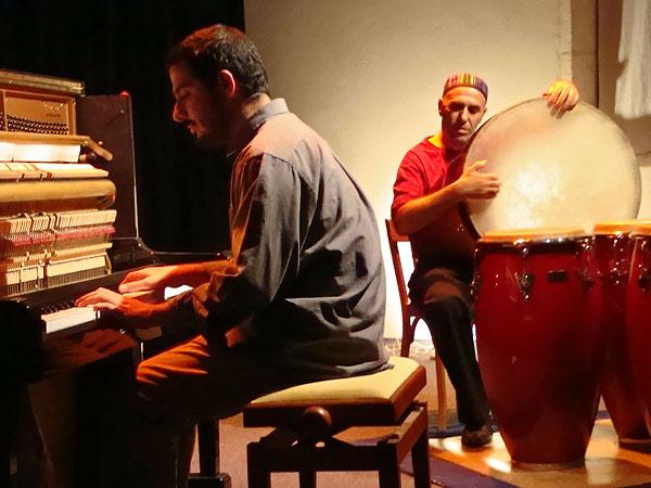 Yonathan Avishai et Bachir Mouhali