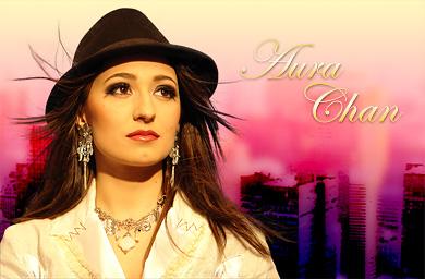 Aura Chan annonce son site officiel